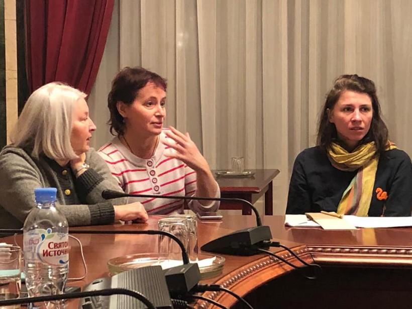 Активисты в Москве собрали полмиллиона рублей для украинских моряков