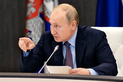 Путин заявил, что создание автокефальной ПЦУ - опасное политиканство