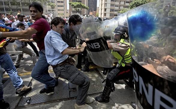 Агентство EFE сообщило об исчезновении своего фотографа в Венесуэле