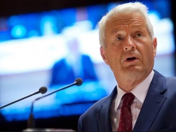 Лишение РФ голоса не вернуло Крым Украине, но привело к кризису в ПАСЕ - Ягланд