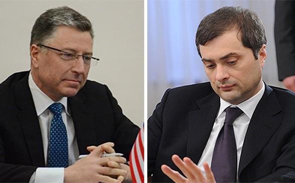 Волкер назвал условие для встречи с Сурковым