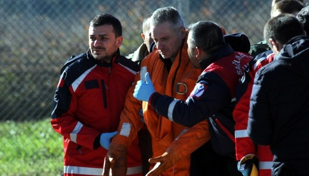 Авария судна в Черном море: судьба одессита Владимира Овдиенко пока неизвестна