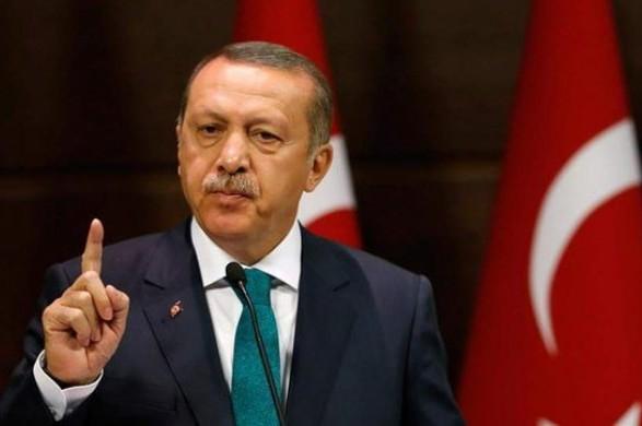 Эрдоган заявил о разгроме боевиков ИГ в Сирии