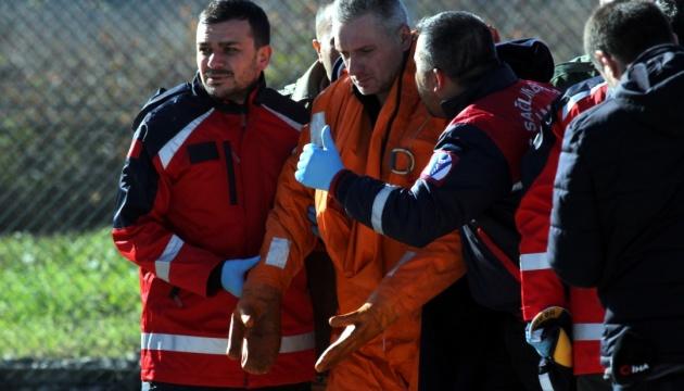 Стали известны имена моряков, которые выжили в катастрофе у берегов Турции