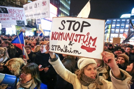 Украина и Чехия создадут форум для обсуждения мифов коммунистической пропаганды