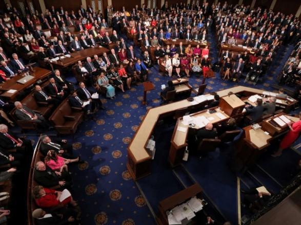 """На 19-й день """"шатдаун"""" в США Палата представителей приняла законопроект о его прекращении"""