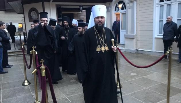 В Константинополе началась служба, на которой будет передан Томос