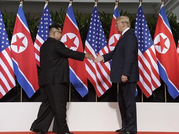 Трамп предложил Ким Чен Ыну провести переговоры во Вьетнаме