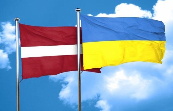 Латвия пообещала Украине активную поддержку в международных организациях