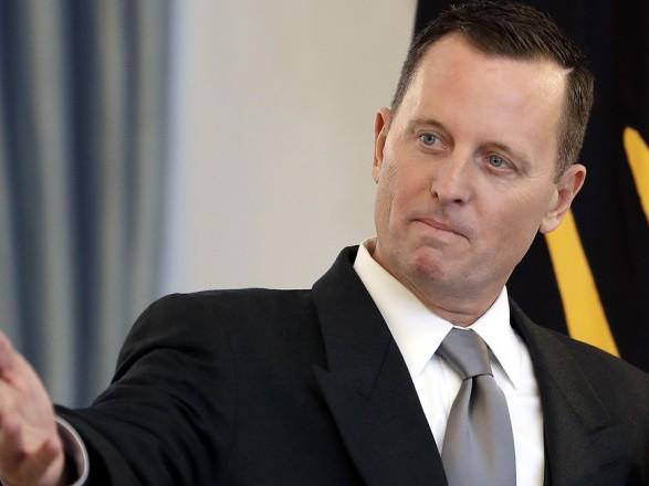 """Посол США в ФРГ пригрозил местным компаниям санкциями из-за """"Северного потока-2"""""""