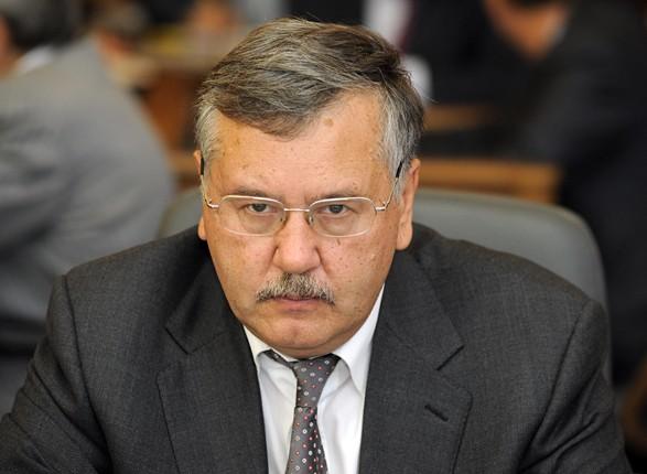 Гриценко не ответил на вопрос о личной ответственности за состояние армии в начале АТО