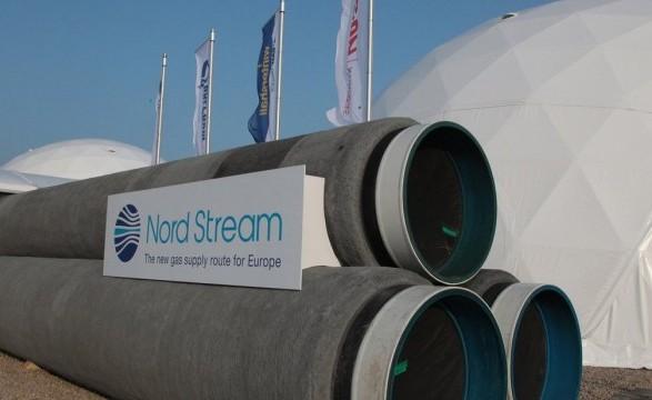 """Германия заявила, что не считает """"Северный поток-2"""" политическим проектом"""
