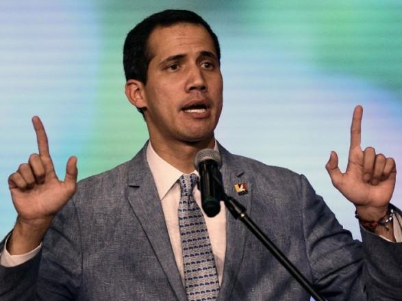 Еще один военный Венесуэлы поддержал Гуайдо