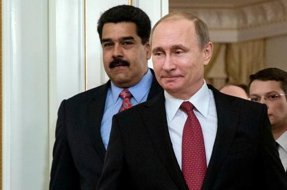 Кремль сомневается в возможности помочь режиму Мадуро