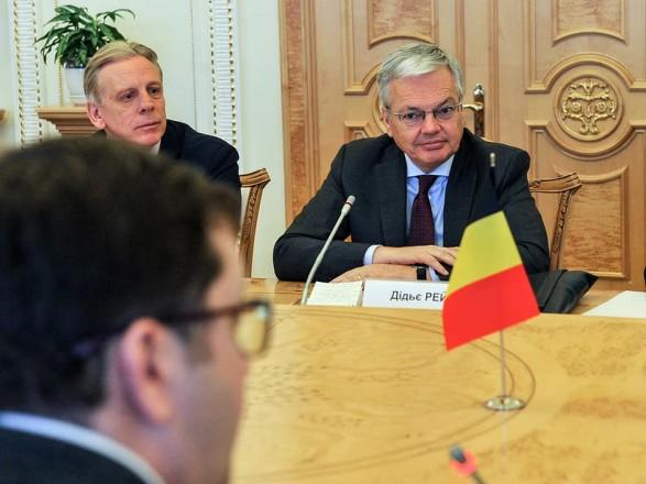 Бельгия поддержит санкции против РФ за нападение на украинских моряков