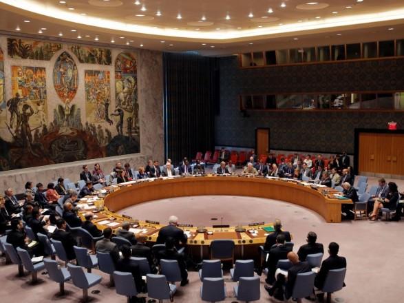 Россия на 12 февраля созвала заседание Совбеза ООН по Украине