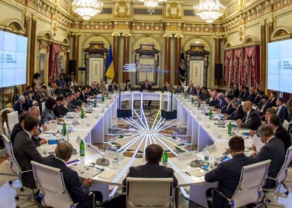Порошенко изменил состав Национального инвестиционного совета