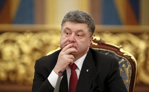 Порошенко задекларировал еще 75 млн грн доходов