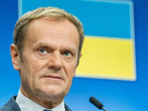 ЕС не смирится ни с одним актом насилия на Азове - Туск