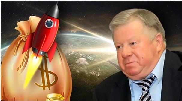руководитель КБ Южное Александр Дегтярев