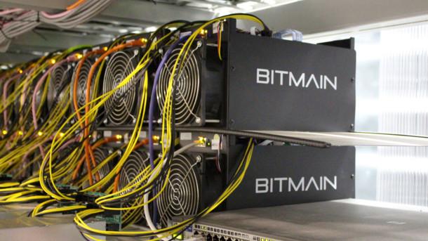 Майнинговая компания Bitmain представила ASIC-чип нового поколения