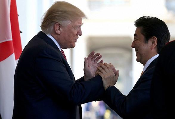 Трамп в мае может посетить Японию с официальным визитом
