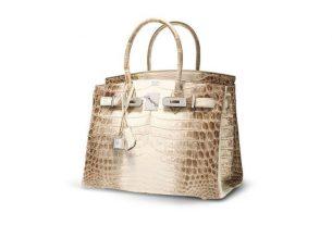 Обзор самых дорогих сумок мира