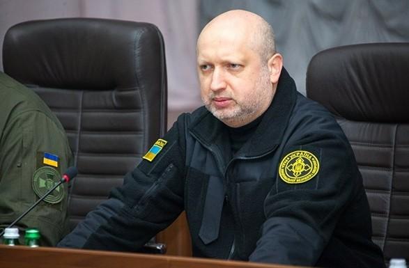 Турчинов назвал главные угрозы со стороны РФ для Украины