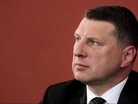 Президент Латвии считает, что ЕС должен объединиться для укрепления безопасности