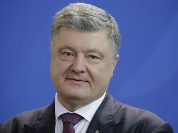 Порошенко в феврале посетит штаб-квартиру ЛитПолУкрБрига