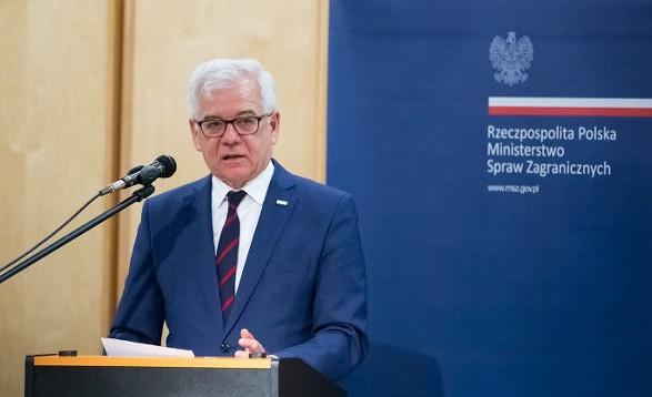 Польша поддерживает санкции против России