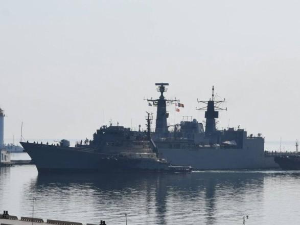 Полторак: почти ежемесячно в порты Украины будут заходить корабли НАТО