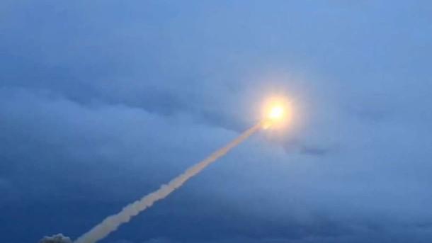 Неограниченная дальность полета ракеты «Буревестник» доказана наиспытаниях
