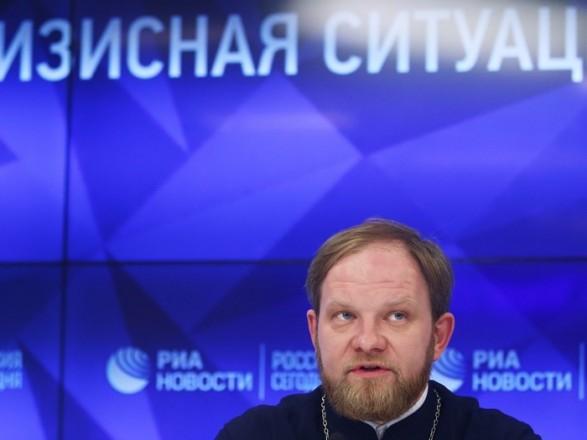 В РПЦ прокомментировали интронизацию Епифания