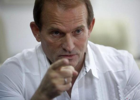 Следствие рассматривает заявление Медведчука как информподдержку террористов в Украине - ГПУ