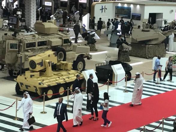 Армия ОАЭ закупила военной продукции почти на 2 млрд долларов на IDEX 2019