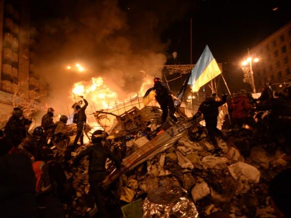 К годовщине Революции Достоинства в Киеве установят три выставки