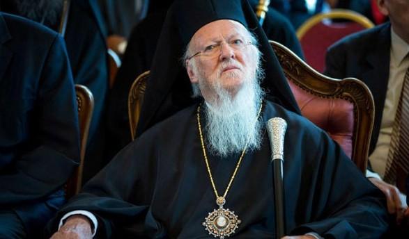 Всеправославного обсуждения украинской автокефалии не будет - Варфоломей