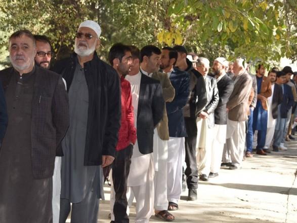 В Афганистане во второй раз перенесли президентские выборы