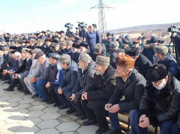 В Раде обеспокоились нарушением прав коренных народов России