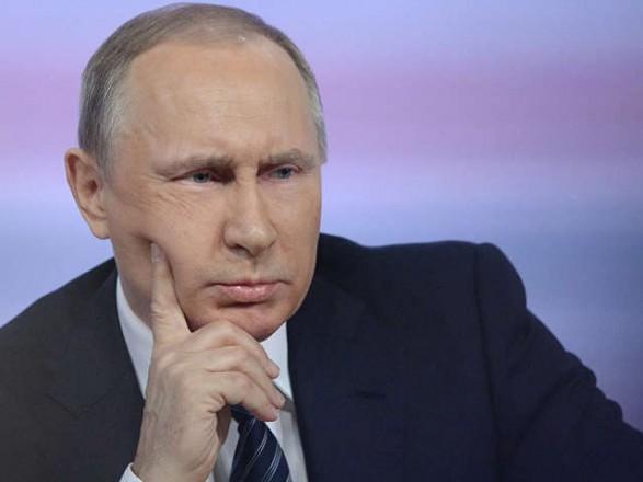 Путин в Крыму заговорил на украинском