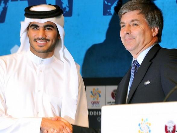 Катар заплатил ФИФА 880 млн долларов за право принять ЧМ-2022
