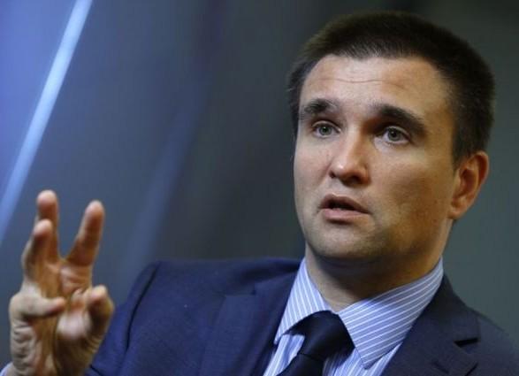 Климкин: процесс возвращения Крыма в Украину будет очень сложным