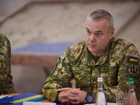 Наев: в случае полномасштабного вторжения преимущество будет на стороне РФ