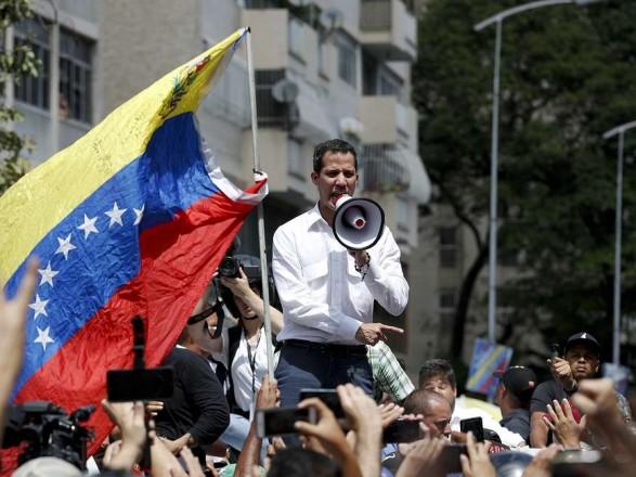 Для венесуэльской оппозиции скоро настанут тяжелые времена - Гуайдо