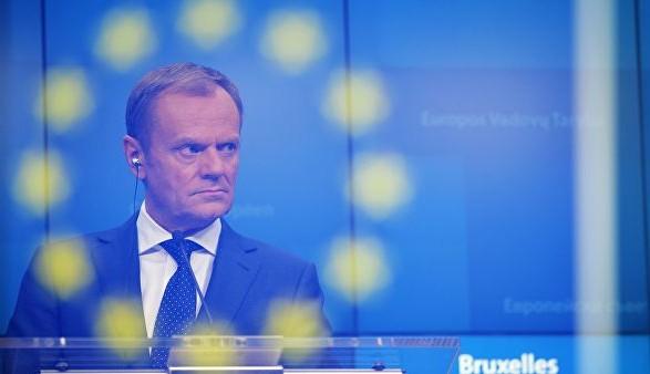 В ЕС назвали условия отсрочки Brexit