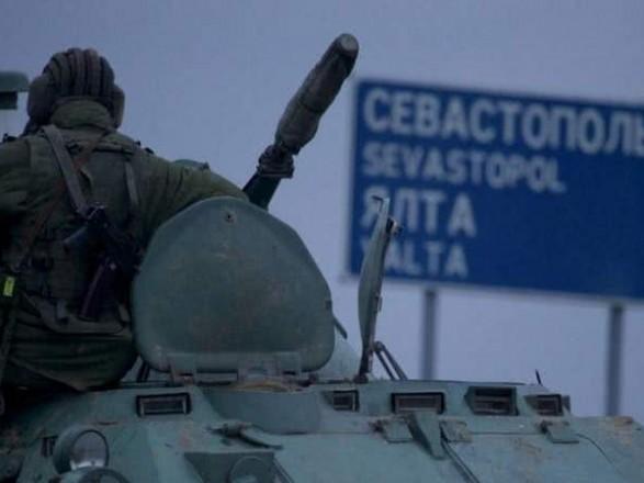 В России перечислили развернутое в Крыму вооружение