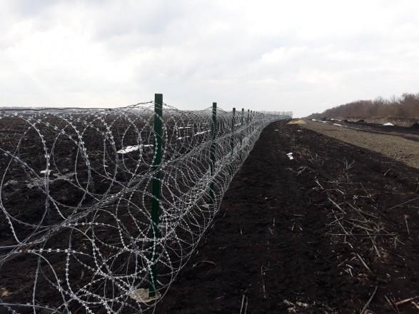 Начались активные работы по обустройству украинско-российской границы