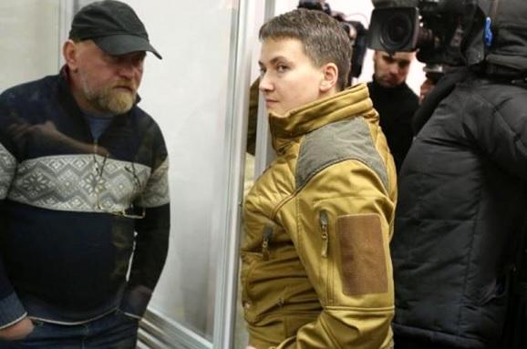 Дело Савченко-Рубана направили в новый суд