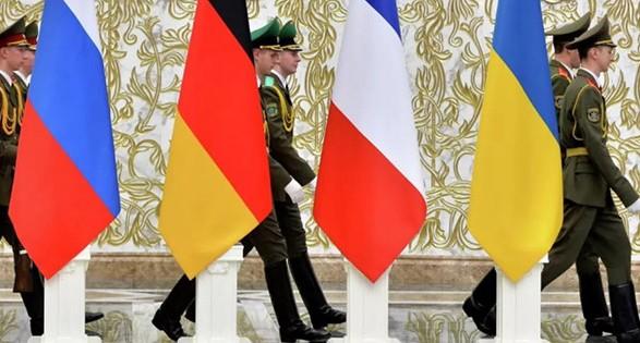 """Путин заявил, что в его графике нет встречи в """"нормандском формате"""" в июне"""